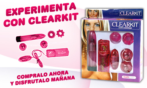 ClearKit placeres para la mujer